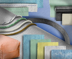 Produits textiles et confection / haute température